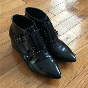 *LIKE NEW* French connection booties